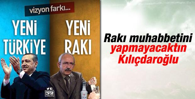 Sosyal medyada Kılıçdaroğlu capsleri