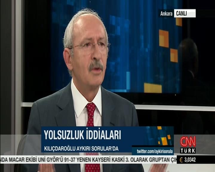 Kılıçdaroğlu: Artık Erdoğan'a Başçalan diyeceğim