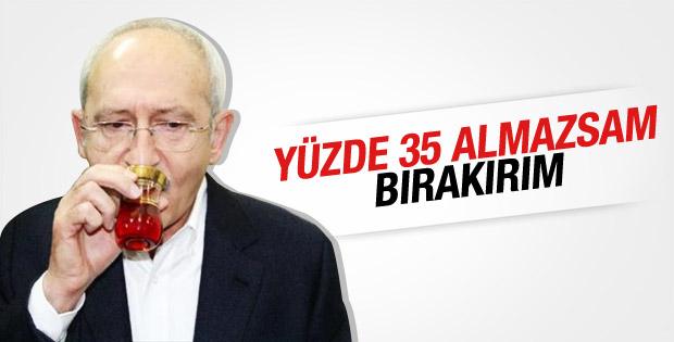 Kılıçdaroğlu: Siyasette bedel ödemek var