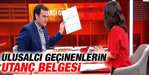 Kemal Öztürk seçim gecesi yaşananları anlattı İZLE