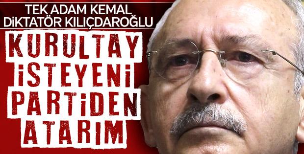 Kılıçdaroğlu: Kimse CHP'yi zaafiyete düşüremez