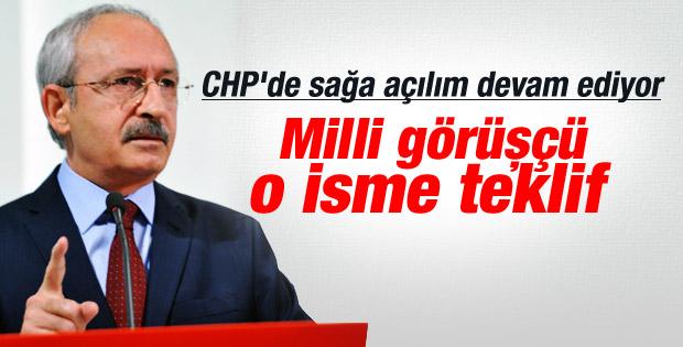 Kılıçdaroğlu'ndan Mehmet Bekaroğlu'na davet