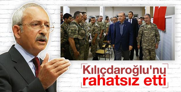 Kemal Kılıçdaroğlu'nun 'iftar' rahatsızlığı