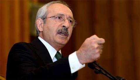 CHP Lideri Kılıçdaroğlu'nun grup toplantısı konuşması