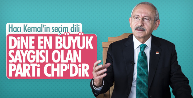 Kemal Kılıçdaroğlu'nun seçimlerdeki hedefi muhafazakarlar
