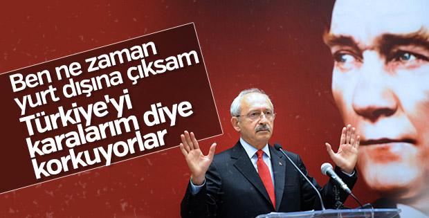 Kılıçdaroğlu CHP üzerindeki kötü algıyı kırmakta kararlı