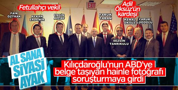 Kılıçdaroğlu'nun ABD'deki fotoğrafı mahkeme dosyasında