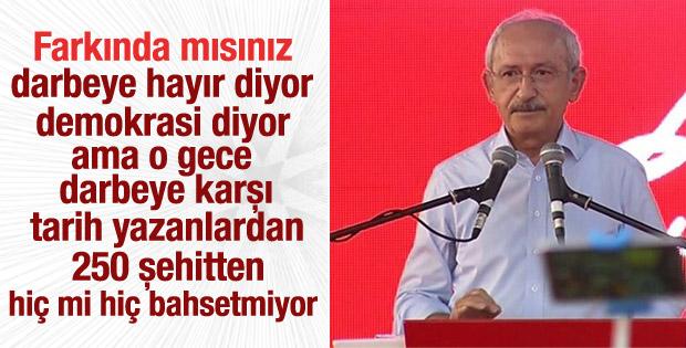 Kemal Kılıçdaroğlu İzmir mitinginde konuştu