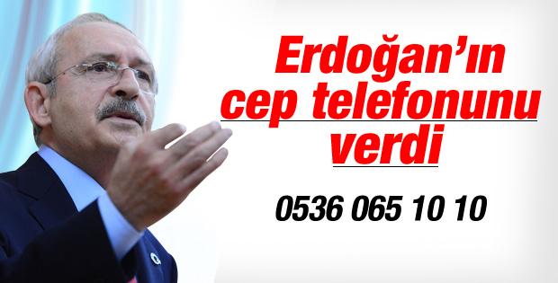 Kılıçdaroğlu Erdoğan'ın ses kaydı raporlarını okudu