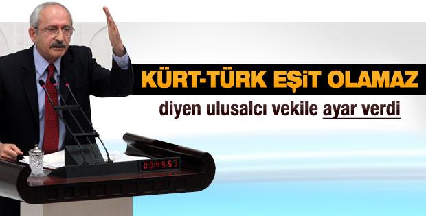 Kılıçdaroğlu'ndan CHP'li Güler'e sert tepki