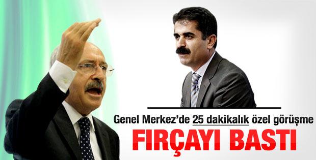 Kılıçdaroğlu'ndan Hüseyin Aygün'e fırça