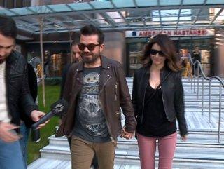 Kenan ve Beren Sezen Aksu'yu ziyaret etti
