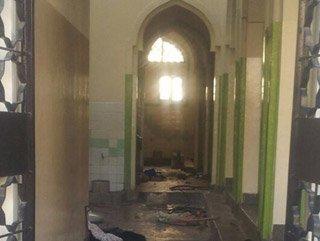 Kenya'da camide çatışma