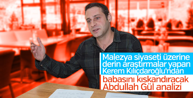 Kılıçdaroğlu'nun oğlu Malezya siyasetini yorumladı