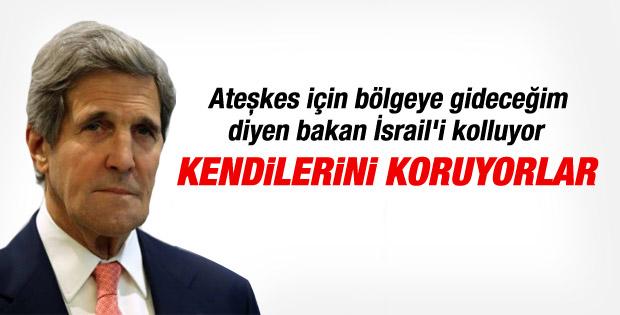 John Kerry: Obama bölgeye gitmem için talimat verecek