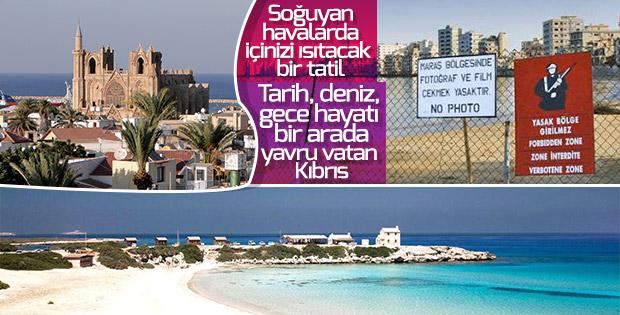 Dört mevsim içinizi ısıtan ada: Kıbrıs