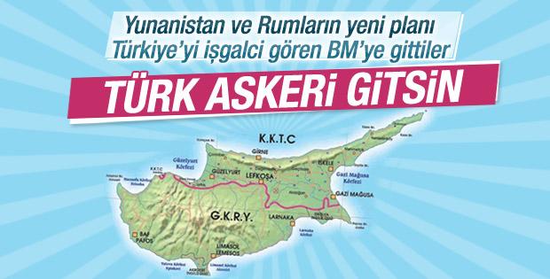 Yunanistan ve Rumlardan BM'ye Türkiye karşıtı öneri