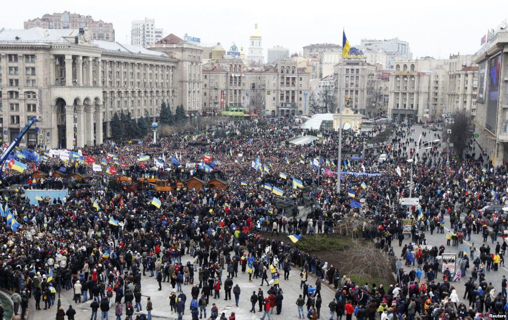 Ukrayna Devlet Başkanı Yanukoviç'in yardımcısı vuruldu