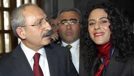 Kılıçdaroğlu'nu şaşkına çeviren kadın