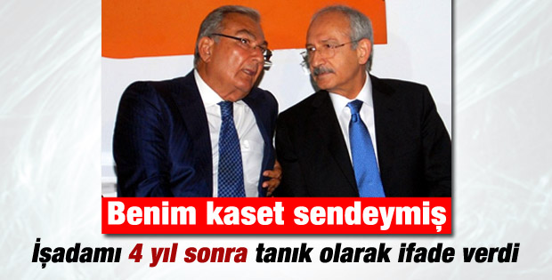 Baykal'ın kasedi Kılıçdaroğlu'ndaydı iddiası