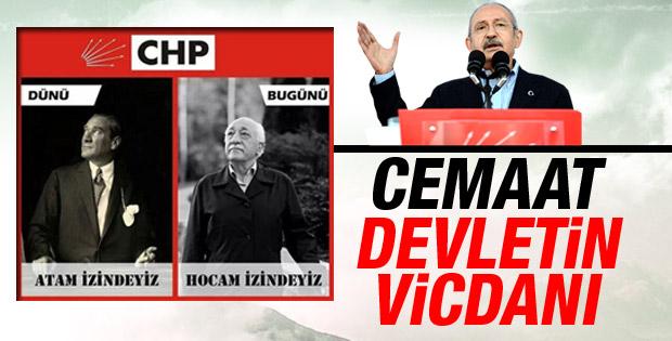 Kılıçdaroğlu: Operasyonu devletin vicdanı yaptı