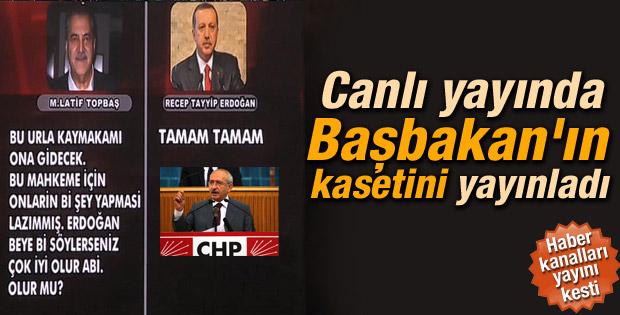 Kılıçdaroğlu Erdoğan'ın ses kayıtlarını yayınladı - izle
