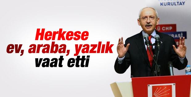 Kılıçdaroğlu'nun kurultay vaatleri İZLE