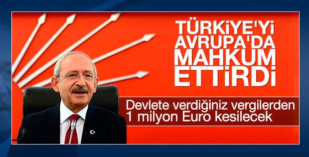 CHP AİHM'de Türkiye'den tazminat kazandı