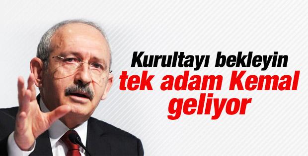 Kılıçdaroğlu: Kurultaydan sonra tolerans yok