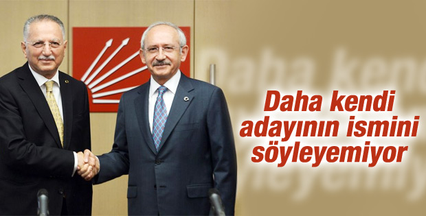 Kılıçdaroğlu çatı adayının ismini yanlış söyledi İZLE