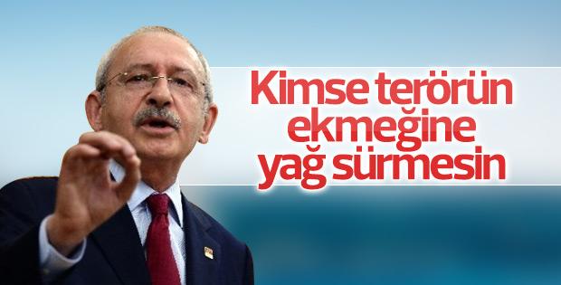 Kılıçdaroğlu'ndan saldırıyla ilgili ilk açıklama