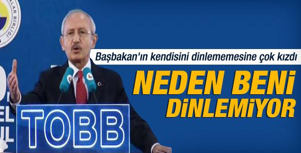 Kemal Kılıçdaroğlu'nun TOBB konuşması İZLE