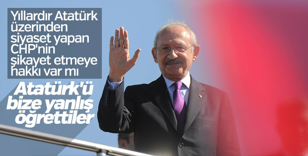 Kılıçdaroğlu muhtarlar buluşmasında konuştu