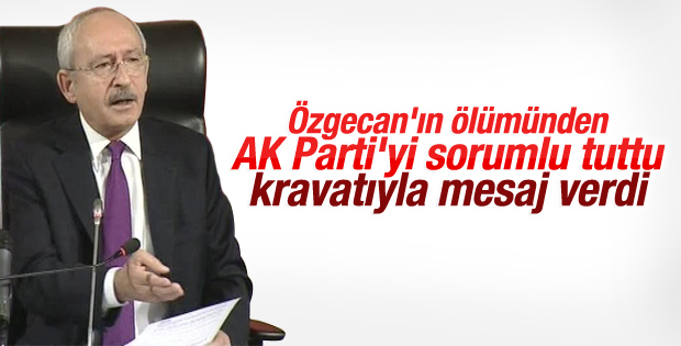 Kemal Kılıçdaroğlu PM toplantısı öncesi konuştu