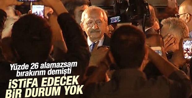 Kılıçdaroğlu'ndan seçim sonuçlarına ilişkin açıklama