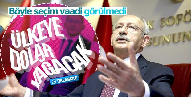 Kılıçdaroğlu: Orta Doğu'dan Türkiye'ye dolar yağacak