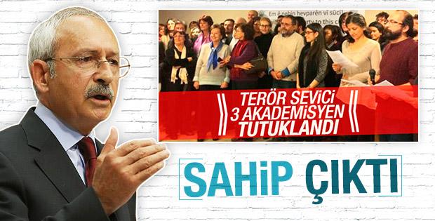 Kemal Kılıçdaroğlu'ndan gündeme ilişkin açıklamalar