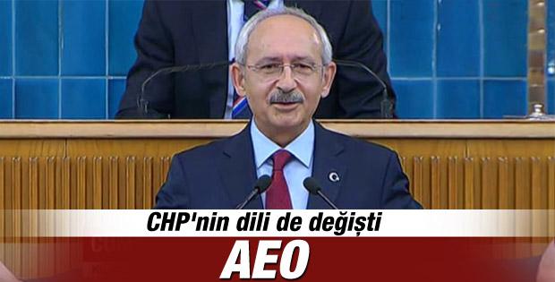 Kemal Kılıçdaroğlu: Allah'a emanet olun