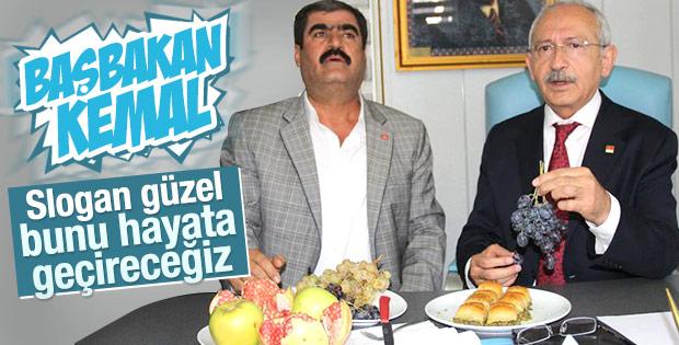 Kılıçdaroğlu'nun Gaziantep ziyareti