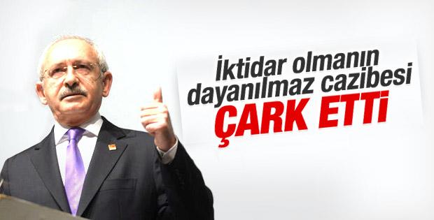Kemal Kılıçdaroğlu'ndan koalisyona yeşil ışık