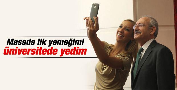 Kılıçdaroğlu: Halkı iyi tanırım, yerde yemek yerdim