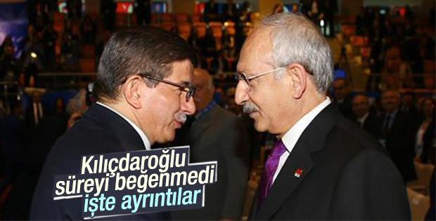 Kılıçdaroğlu kısa süreli hükümet teklifini beğenmedi