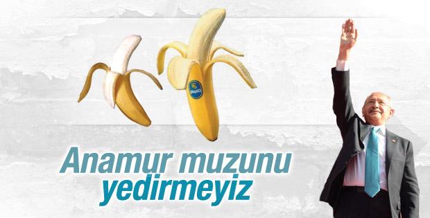 Kemal Kılıçdaroğlu'nun Anamur konuşması