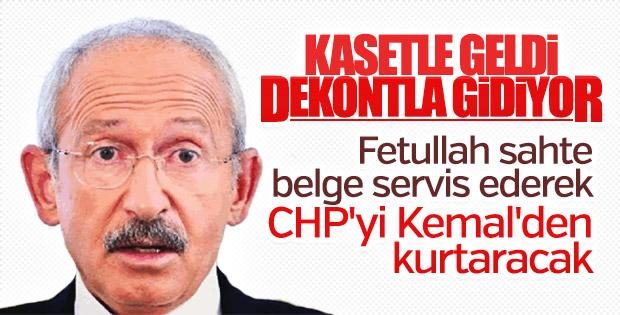 Kemal Kılıçdaroğlu dekontla mı gidecek