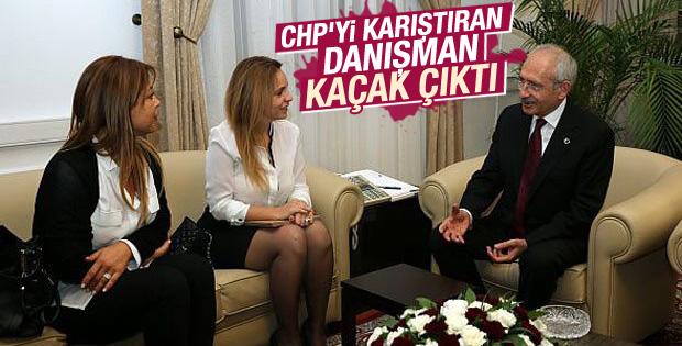 Kılıçdaroğlu'nun danışmanı kaçak çıktı