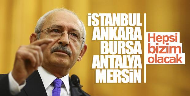 Kılıçdaroğlu 2019 seçimlerindeki hedeflerini anlattı