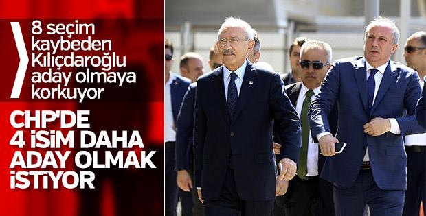 CHP'de Kılıçdaroğlu'na şimdiden 5 rakip çıktı