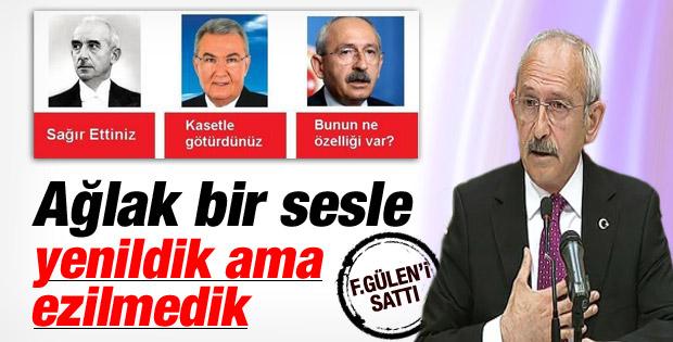 Kılıçdaroğlu yerel seçimler sonrası ilk kez konuştu İZLE