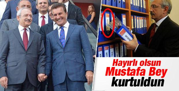 Kılıçdaroğlu Sarıgül'ü tebrik etti