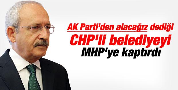 CHP'li Mersin'i MHP kazandı